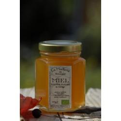 Miel Bio Fleurs de l`Ariège 2014 en pot 140g