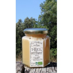 Miel de Rhododendron et Fleurs des Pyrénées 2015 Bio 250g