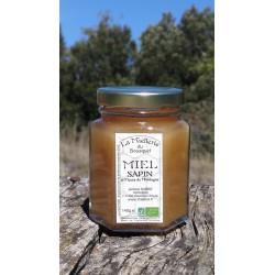 Miel de Sapin et Fleurs de Montagne 2015 Bio 140g