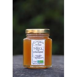 Miel Bio de Bruyère Callune crémeux Sud de France 2015 140g