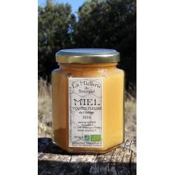 Miel Bio Fleurs de l`Ariège 2016 en pot 250g