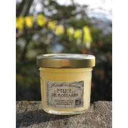 Miel de Romarin Bio Corbières en pots 50gr