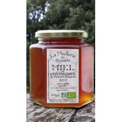 Miel de Châtaignier Bio Ariège à la récolte