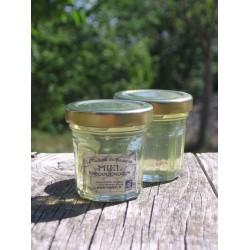 Miel de Rhododendron sauvage des Pyrénées Bio 50g