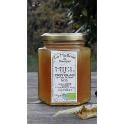 Miel de Montagne récolte 2020, aspect en novembre