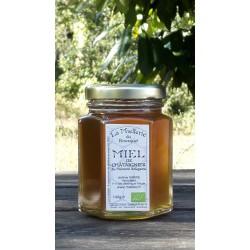 Un miel avec une odeur caractéristique très aromatique. Aspect à la mise en pot septembre 2020