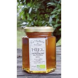 Miel de Montagne récolte 2021, aspect en septembre